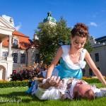 Kozłówka, sesja narzeczeńska, zdjęcia ślubne, fotografia ślubna, fotograf Lublin, fotograf Paweł Kaniuk