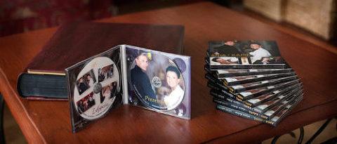 płyta i album,