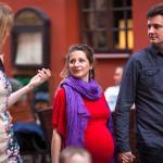 sesja ciążowa, maternity, Stare Miasto