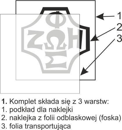 instrukcja naklejania foski 1
