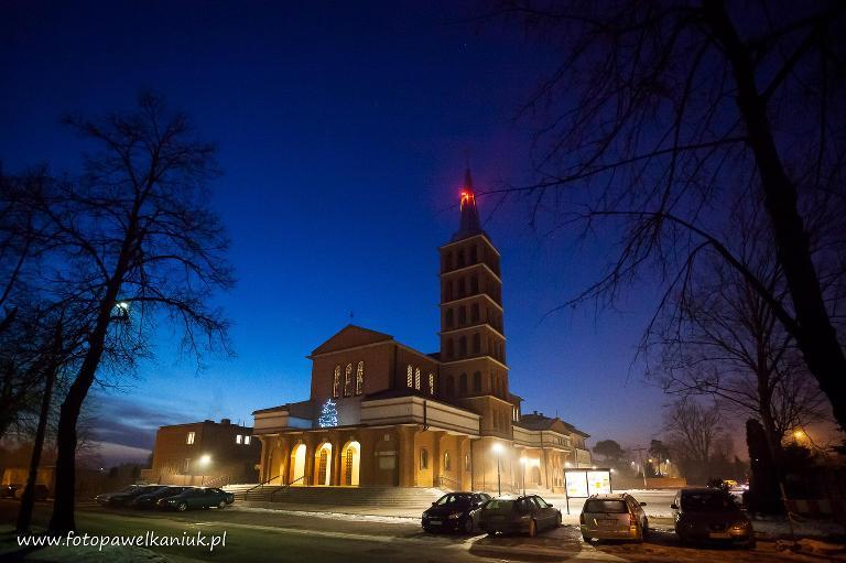 Parafia św. Stefana w Radomiu