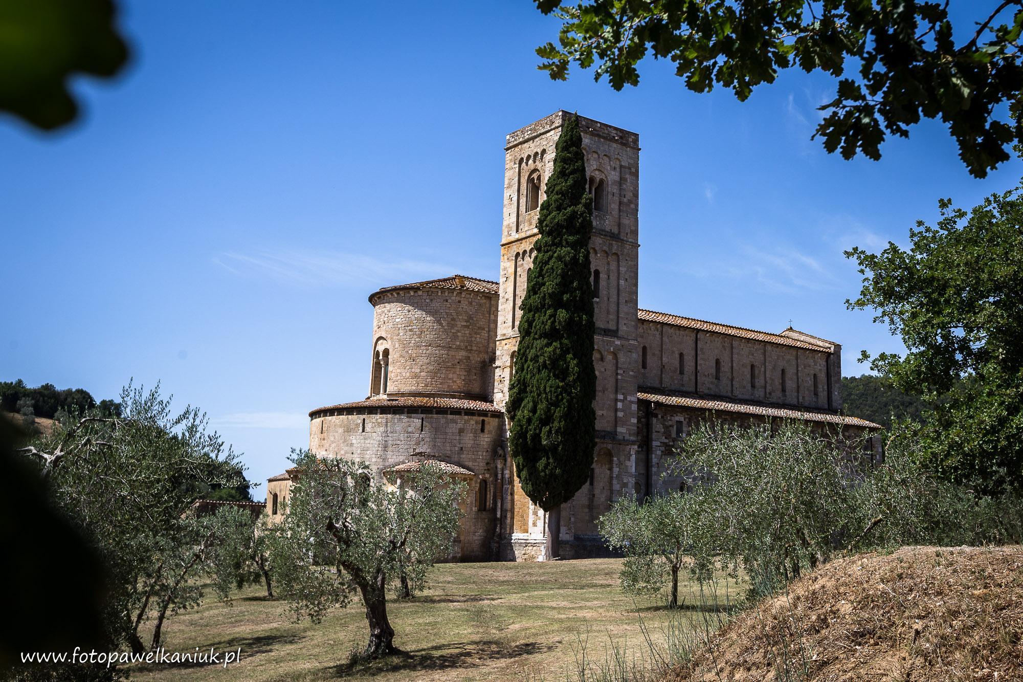Sant Antimo Toskania